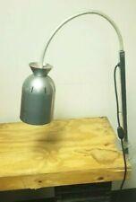 Nemco Commercial Nsf 120v Gooseneck Heat Lamp Food Warmer Model 6004 4