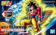Figure Rise Standard Dragonball Super Saiyan 4 Son Goku model kit renewal Bandai