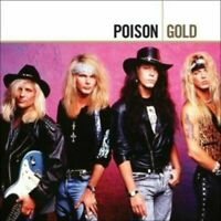 POISON Gold 2CD BRAND NEW Best Of Greatest Hits