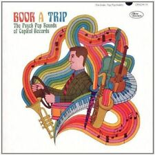 Various Artists - Book A Trip - The Psych Pop So NEW CD
