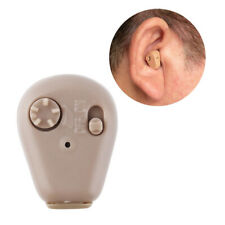 Rechargeable Mini Hearing Aid Axon Invisible Hear Clear for the Elderly Deaf