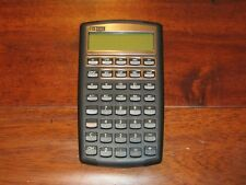 Hewlett Packard HP 10B II Financial Calculator
