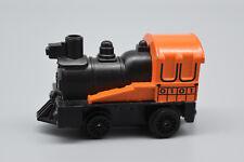 Vintage Burning Pull Back Engine #1011, Train Engine Wood Burning Loco -Preowned