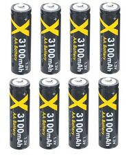 Hi Capacity 3100mAh Rechargeable 8 - AA Battery For Nikon Coolpix B500 L340