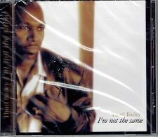 "I'm Not the Same by Thurl Bailey - CD - (NEW) ""Utah Jazz"" basketball player #41"