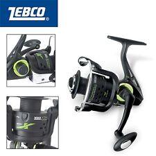 Zebco Cool X330 FD - Allroundrolle, Stationärrolle zum Spinnfischen auf Forelle