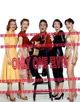 "1958 ELVIS PRESLEY in the MOVIES /""KING CREOLE/"" PHOTO Rare Studio Pose 09"