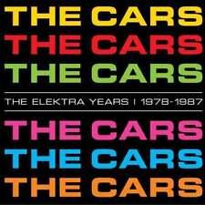 The Cars - The Elektra Years 1978 - 1987 NEW CD