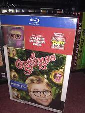 A Christmas Story Blu Ray Walmart Exclusive Funko Pop