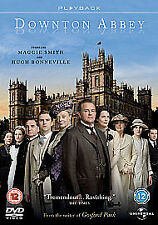 Downton Abbey - Series 1 - Complete (DVD, 2010, 3-Disc Set) Regions 2,4&5.
