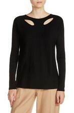 MAJE Keyhole Sweater Size M Orig. $260 NWT