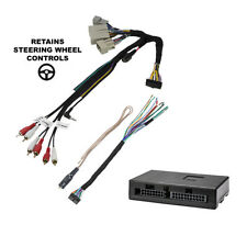 Aftermarket Radio Interface for select Ford w/SYNC/Steering Wheel Control/Amp