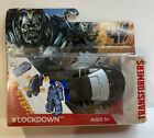 Transformers Lockdown Action Figures Age of Extinction One-Step Figure NEW