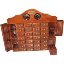 Mueble de Madera Artesanal para Pájaros Canarios de 28 Cajones para huevos