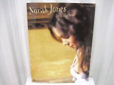 Norah Jones Feels Like Home Sheet Music Song Book Songbook Piano Vocal Guitar