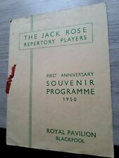 More details for theatre programme 1950