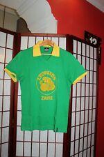 Leopards Zaire 1980  Retro vintage football shirt S . ALY