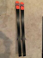 Rossignol Hero Athlete Gs Pro with Look Spx 10 binding. Jr. Gs race ski.