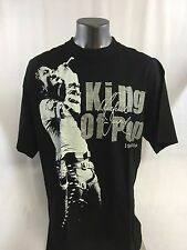 Michael Jackson King Of Pop Vintage 2009 Memorial T-Shirt 2Xl - Deadstock