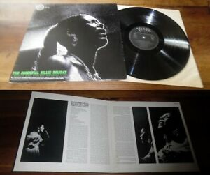 BILLIE HOLIDAY - Carnegie Hall Concert LP French Press Jazz Blues Verve