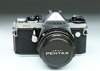 PENTAX ME  + SMC-PENTAX 50/1,7