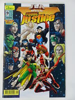 JLA Special young Justice Nr. 9 Zustand 1-
