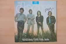 """Robby Krieger Autogramm signed LP-Cover """"The Doors - Waiting For The Sun"""" Vinyl"""