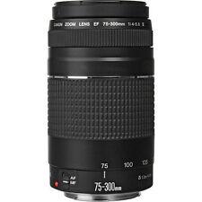 Canon EF 75-300mm f/4.0-5.6 III AF Telephoto Lens