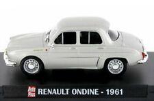 RENAULT DAUPHINE U. ONDINE argent silver 1961 4 porte IXO ALTAYA 1:43