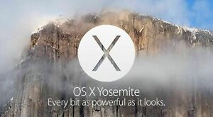 Pick 1 OS X - Mac OS X Snow Leopard, Lion, mountain Lion, Mavericks, Yosemite