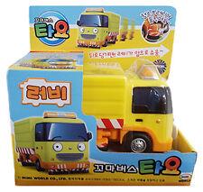 TAYO The Little Bus Mini 1 Cars Toy Rubi Fullback gear Children Kids Gift