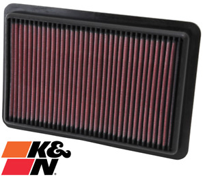 K&N REPLACEMENT AIR FILTER FOR MAZDA3 BL BM BN PE-VPS PY-VPS 2.0L 2.5L I4