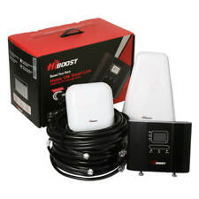 HiBoost Home 15K Smart Link Cell Signal Booster Kit for AT&T, Verizon, T-Mobile