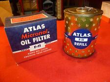 1955-56 Packard V-8 oil filter