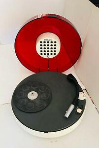 Tourne disque/Electrophone PHILIPS - UFO/303 - Desing P.DUPONT