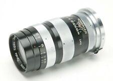 Tanaka Kogaku Japan Tele-Tanar C Coated 3,5/13,5cm For Nikon RF Rangefinder. EX.