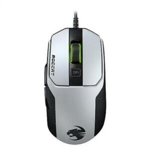 ROC-11-610-WE Rocat 8 Button Gaming Mouse White Kain 100 AIMO