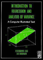 (Good)-An Introduction to Regression and Analysis of Variance, (A Computer Illus
