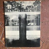 Revista Arquitectura Mexico N º 88 Mario Pani Darqui Diciembre 1964