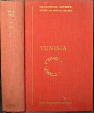 TUNISIA 1945 NAVAL INTELLIGENCE DIVISION Restricted Geographical Handbook Africa