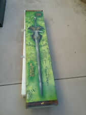 Uc1266 Sword of the WitchKing Lotr United Cutlery Lord of the Rings New In Box