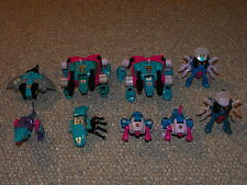 G1 Transformers Piranacon Figure & Accessory Lot for Parts or Repair