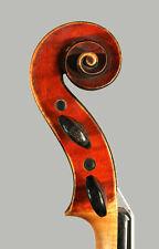 A very fine French viola by Auguste Sebastien Philippe Bernardel Pere, 1850.