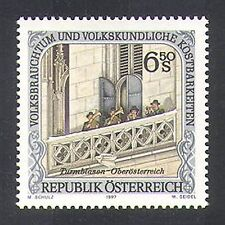 Austria 1997 Music/Costumi/Persone/Banda Musicale/Torre/Edifici/TROMBA 1 V (n38069)