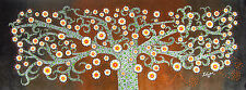"60"" The Secret Kurrajong Tree Art Painting By Jane Crawford Australia Authentic"