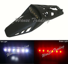 Universal Dirt bike Dual Sport Motocross Off Road Rear Tail Brake Stop Led Light