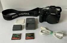 Canon EOS Rebel XTi / EOS 400D 10.1MP Digital SLR Camera - Black (Body Only)