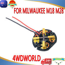 Carbon Brushes For Milwaukee M18 M28 Drill  2601-20 C18PD C18IW HD18HIW HD18PC