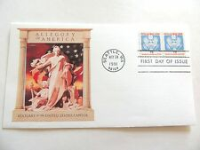"""May 24th, 1991 """"Statuary in The United States Capitol"""" First Day Issue"""