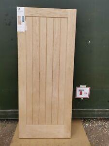 INTOSUF33-FD Jewsons XL Joinery Oak Suffolk 2'9 Int. Fire Door